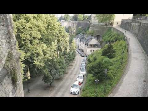 Luxembourg - a beautiful country in Europe