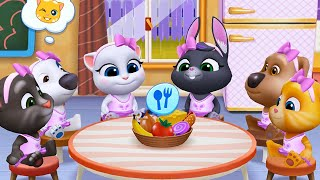 MY TALKING TOM FRIENDS 🐱 ANDROID GAMEPLAY #165 -TALKING TOM AND FRIENDS BY OUTFIT