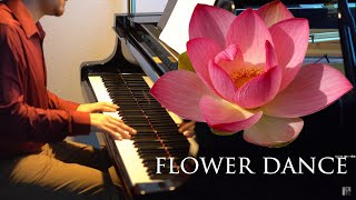 DJ Okawari - Flower Dance | 플라워 댄스  ~ 피아노 커버 (piano solo cover) + Sheets!