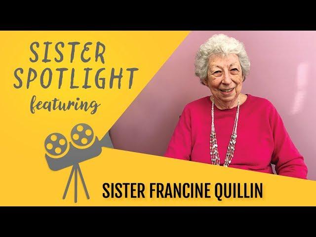 Sr. Francine Quillin