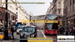 Glasgow Taxi Insurance