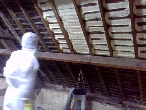Spray foam on slate roof diy kit youtube spray foam on slate roof diy kit solutioingenieria
