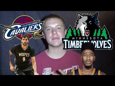 Cavaliers trade Iman Shumpert to the Timberwolves for Ricky Rubio - Rumor