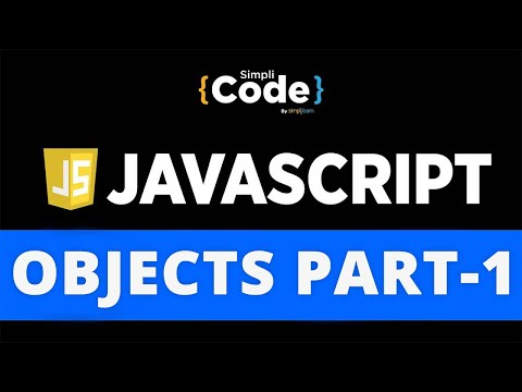 Objects In JavaScript - Part 1   Defining Objects In JavaScript   JavaScript Tutorial