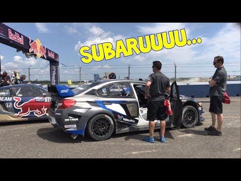 Red Bull GRC Atlantic City - August 13, 2017 - Subaru