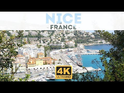 Nice France 4K - Travel Guide