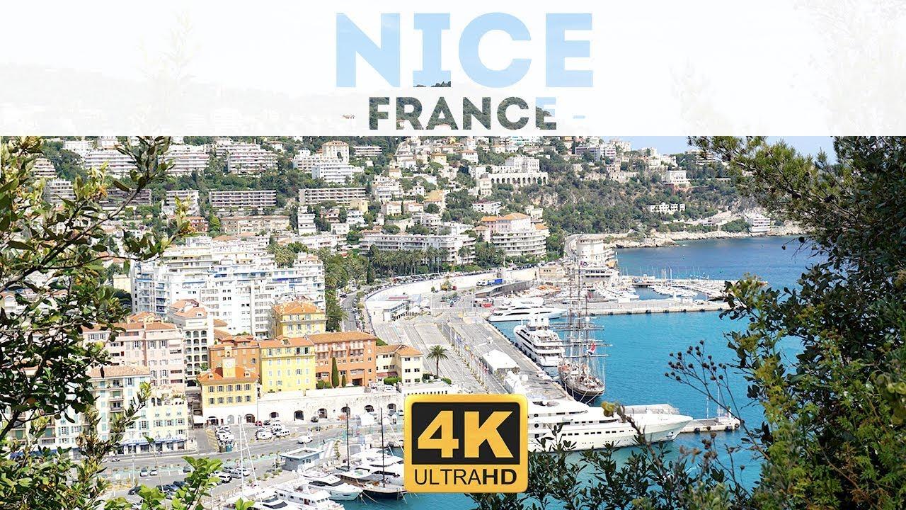 Nice France 4K - Travel Guide