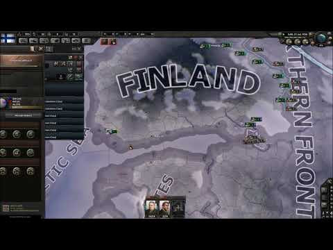 Hoi4 Guide: How to defeat Soviet as Finland #1