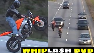 Wheelies on Interstate 81 in Carlisle PA - Part of WHIPLASH The Carlisle Video