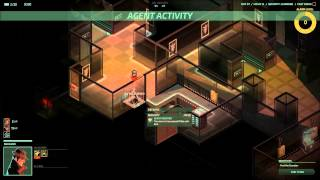 Invisible, Inc. Gameplay - No Commentary