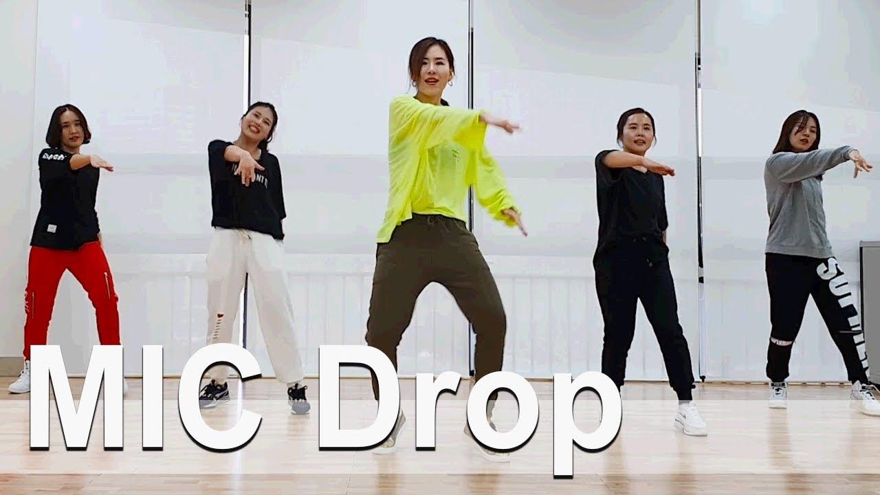 MIC Drop. BTS(방탄소년단). Diet Dance Workout. 다이어트댄스. 홈트. Cardio.