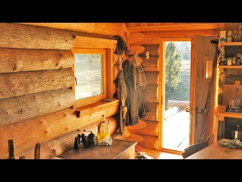 Building a Traditional Log Cabin / 3 Years From First Log Till Finished