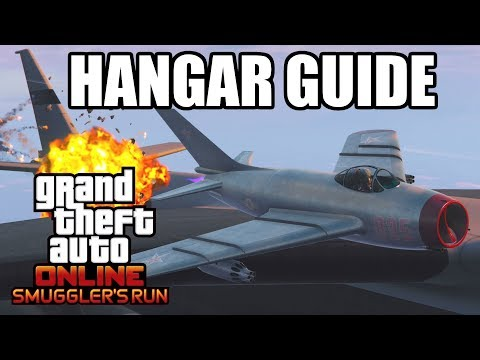 GTA Online Smuggler's Run Hangar Guide! (Is It Worth it?)