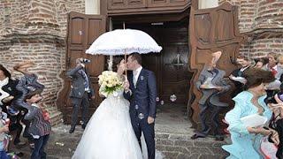 Как отметить свадьбу в Италии (1 часть)(, 2015-04-08T16:46:47.000Z)