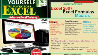 Advance Excel and MIS Training with VBA Macros