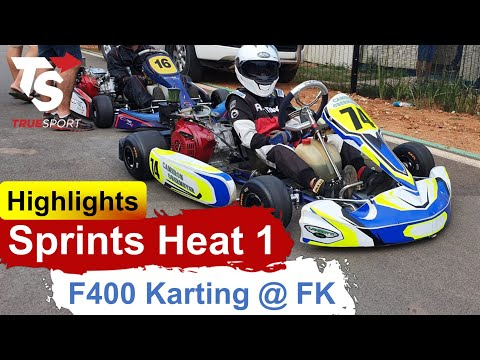 Sprints Highlights (F400