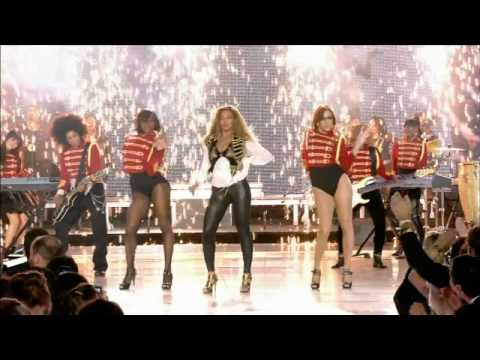 Beyonce  If I Were A Boy & Single Ladies  at World Music Awards 2008