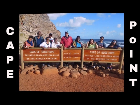 Travel Vlog | Visit to Cape Point Near Cape Town | Epic Trip To South Africa 2016