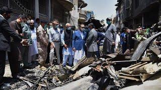 Причины авиакатастрофы в Карачи назовут через три месяца…