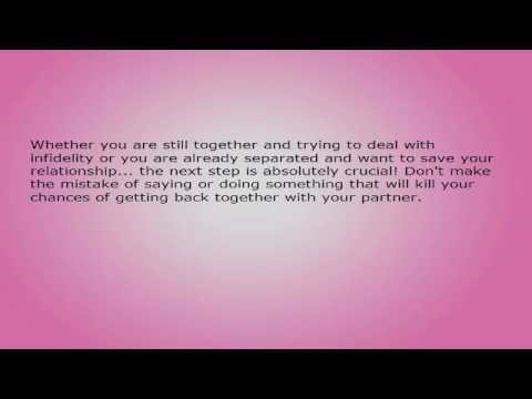 How to save a relationship without trust | Relationship