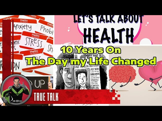 True Talk The Day My Life Changed 10 years on