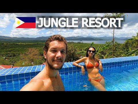 QUARANTINED IN AN EMPTY JUNGLE RESORT 🇵🇭 EL NIDO (PHILIPPINES)