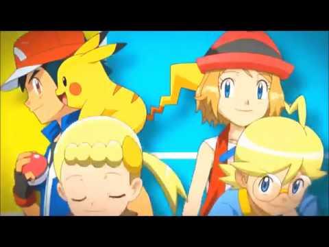 Pokémon XY - OP Meguri Aeta Kiseki -  (Special of XY)