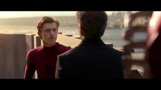 Старк забирает костюм Человека паука(Грязная озвучка)