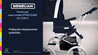 Bebecar Stylo Class - Видео обзор коляски(Видео ролик коляски Bebecar Stylo Class. Покупайте оригинальные коляски на сайте http://kidlife.com.ua/bebecar-stylo-class-maxibob.html ---------..., 2013-07-18T21:24:11.000Z)