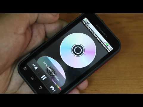 Motorola defy completo análisis y tour por sus aplicaciones