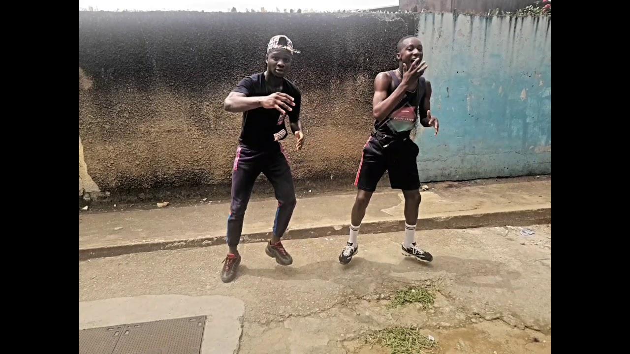 Safarel Obiang la Prière de Choco Gang démo