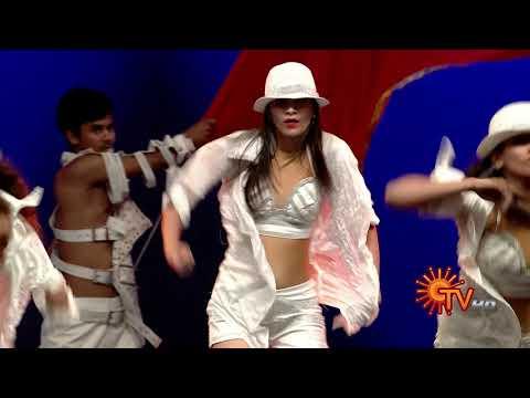 Oruviral Puratchi Dance Performance | Sarkar Audio Launch