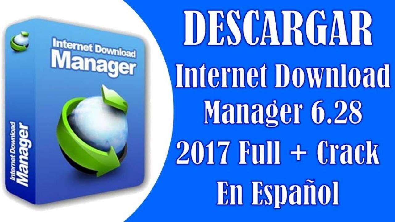 internet download manager full crack 2017