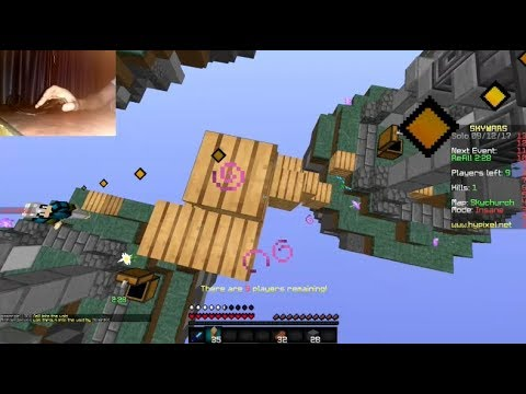 RUSH EXTREMO MOUSE CAM SKYWARS ¿SOY LEGIT?