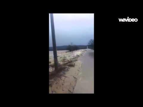 Trakya insanının sele karşı tepkisi(bol şiveli)