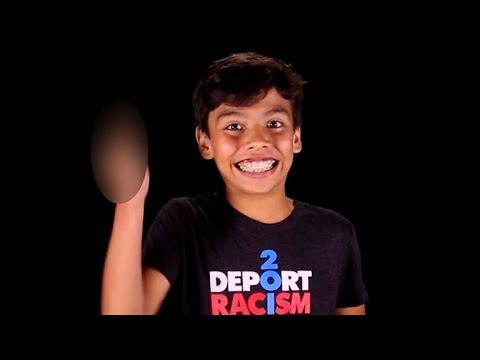 Donald Trump Blasts Latino Kids Curse-Filled Rant: 'They're Stupid People'