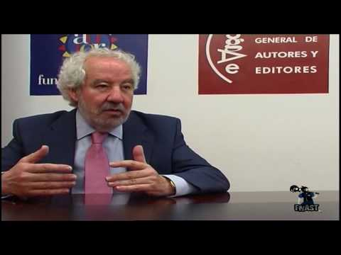 FNAST.NET Entrevista a Javier Vidal (Sgae) 1/2 Mp3