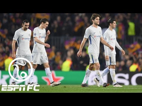 What's next for Chelsea after 3-0 loss to Barcelona in Champions League? | ESPN FC