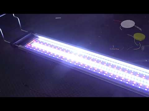 DIY Aquarium Led Lamp