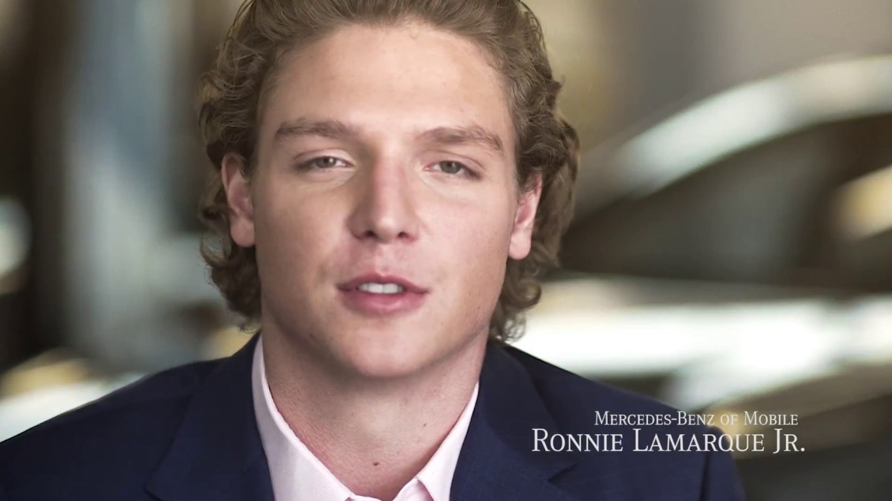 Mercedes-Benz of Mobile | Ronnie Lamarque Jr. - YouTube