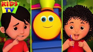 Boogie Brush | Bob The Train Shorts | Learning Videos & Stories for Kids