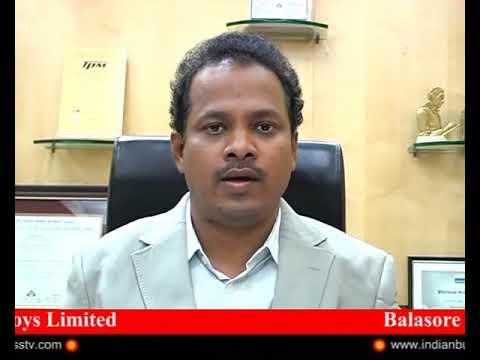 Rabindra Kumar Jena, Managing Director, Balasore Alloys Ltd., Part 1