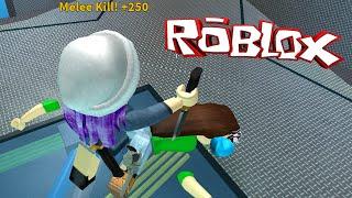 ROBLOX LET'S PLAY MURDER MYSTERY 2 | RADIOJH GAMES & SALLYGREENGAMER