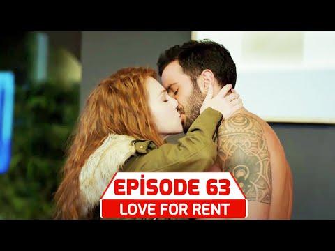 Love For Rent | Kiralık Ask in Hindi-Urdu Subtitle Episode 63 | Turkish Dramas