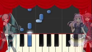 【メロディ楽譜】PRIMALove(ClariS)【ボカロカバー】