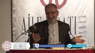 Zaaflarımızı Yönetmek - Mustafa İslamoğlu (2.Ders / Aile Ribatı 2013)
