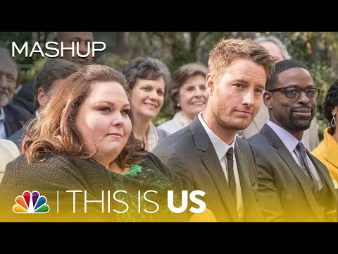 The Best Big Three Moments - This Is Us (Mashup)