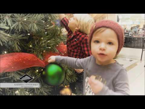 Santa at Kalispell Center Mall