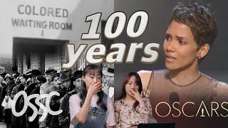 Korean Girls React To African American History of 100 Years | ????????????????