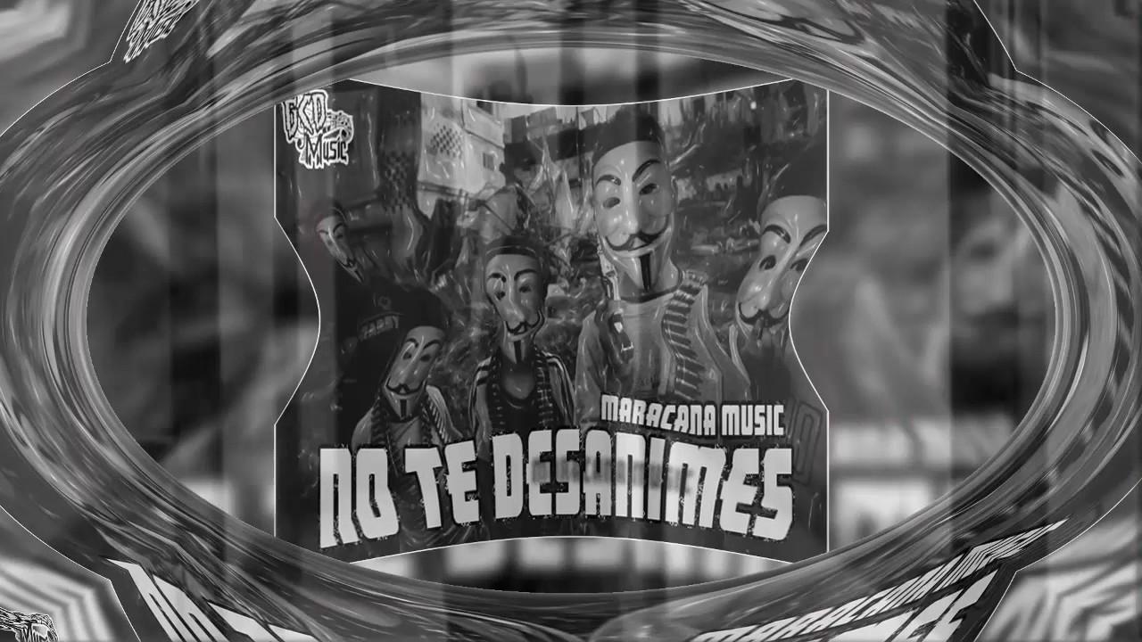Membo - No te Desanimes Rap Uruguay Barrio Maracana Prod C4MILO